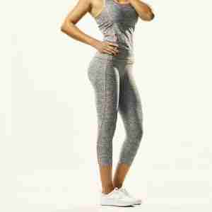 Dames Legging L - Gorilla Sports