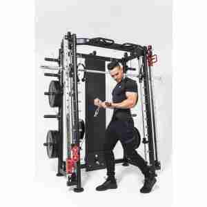 Multifunctionele Smith Machine Full body training - Gorilla Sports