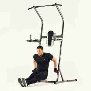 Power Tower functionele kracht belastbaar tot 113kg - Gorilla Sports