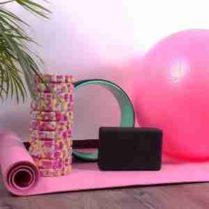 Yoga Pilates Set 5-Delig