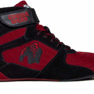 Gorilla Wear Perry High Tops Pro Rood-Zwart