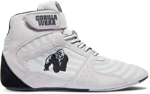 Gorilla Wear Perry High Tops Pro - Wit - Maat 45
