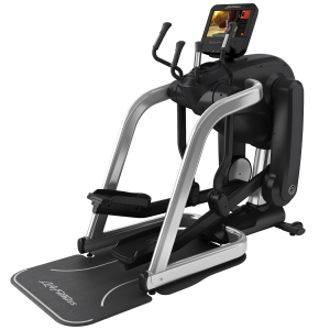 Life Fitness Platinum Club Series Discover SE3HD Flexstrider - Arctic Silver