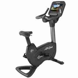 Life Fitness Platinum Discover SE3 Lifecycle Hometrainer - Titanium Storm