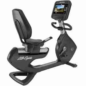Life Fitness Platinum Discover SE3 Ligfiets