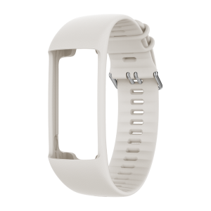 Polar A370 Verwisselbare Polsband - Wit